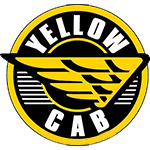 Yellow Cab Chicago Retina Logo
